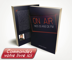 Anthony eustache - ON AIR : Mes 30 Ans de FM